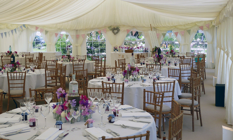 Skipton Wedding Venue Yorkshire Dales Countryside Marquee