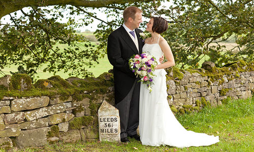 •	Exclusive wedding venue Yorkshire