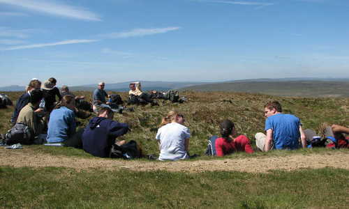 Yorkshire Dales group walking holiday